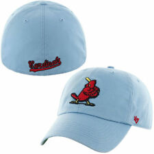 St. Louis Cardinals '47 Cooperstown Franchise Fitted Hat - Light Blue