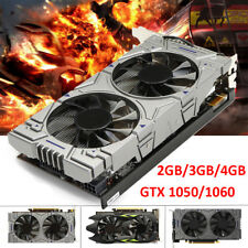 GTX 1060 4/3GB DDR5 192BIT Graphics Card 4104MHz VGA DVI HDMI For NVIDIA GeForce