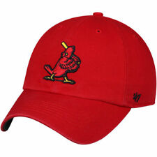 St. Louis Cardinals '47 Cooperstown Franchise Fitted Hat - Red