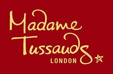 FAMILY TICKET FOR MADAME TUSSAUD'S LONDON - 2 ADULTS & 2 CHILDREN - SAVE £26 !!!