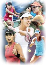 Ana Ivanovic Unframed Pencil Drawing Art Numbered Print