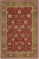 Astoria Grand Lundeen Red Area Rug