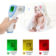 Digital Thermometer Infrared Baby Adult Forehead Non-contact Infrared