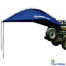 Awning Sun Shelter Auto Canopy Tent Waterproof SUV Camper Trailer Truck Camping