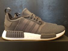 NEW IN THE BOX ADIDAS NMD_R1 B42199 GREY/GUM SNEAKER FOR MEN