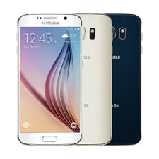 "5.1"" Unlocked Samsung Galaxy S6 SM-G920A AT&T 32GB Black/White/Gold Smartphone"