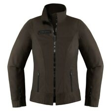 Icon 1000 Fairlady Textile Full Zip Street Riding Womens Motorcycle Jackets