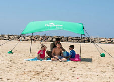 Lightweight Beach Tent Sun Protection Portable Large Family Canopy Shade Shelter