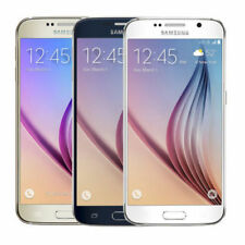 Samsung Galaxy S6 SM-G920A 32GB LTE AT&T Unlocked Android Smartphone 3 colors