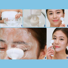 Mini Electric Facial Deep Cleansing Brush Blackhead Remover Pore Cleanser ZH5