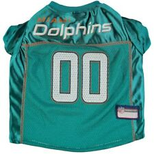 Miami Dolphins Mesh Dog Jersey