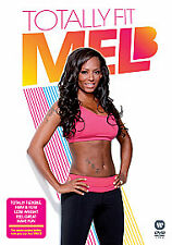 MEL B TOTALLY FIT DVD EXERCISE FITNESS WORKOUT REGION FREE