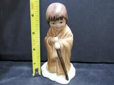 NATIVITY LORE BOY PASTEL JOSEPH SHEPHERD GOEBEL FIGURINE