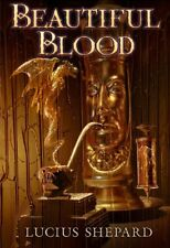 Beautiful Blood by Shepard, Lucius Book The Cheap Fast Free Post