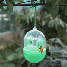 Outdoor Hanging Bottle Pest Catcher Killer Insect Hornet Wasp Fly Trap Camp AL6