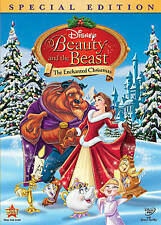 NEW - Beauty and the Beast:The Enchanted Christmas(Special Edition)w/ slip cover