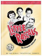 THE LITTLE RASCALS THE COMPLETE COLLECTION (8 DVD) NEW FAST Free SHIPPING