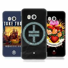 OFFICIAL TAKE THAT WONDERLAND HARD BACK CASE FOR HTC PHONES 1