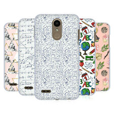 OFFICIAL JULIA BADEEVA ASSORTED PATTERNS 3 HARD BACK CASE FOR LG PHONES 1