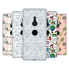 OFFICIAL JULIA BADEEVA ASSORTED PATTERNS 3 SOFT GEL CASE FOR SONY PHONES 1