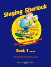 Singing Sherlock Vol. 1 - The complete si... by Val Whitlock Mixed media product