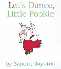 Let's Dance, Little Pookie by Boynton, Sandra Book The Cheap Fast Free Post