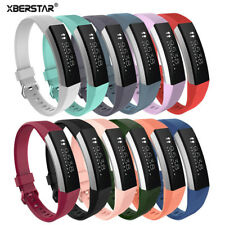 Luxury Silicone Classic Wrist Band Watch Strap For Fitbit Alta HR Heart Rate
