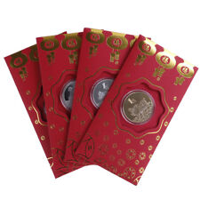 Pig Commemorative Coin Year of Pig Send Blessed Coins Collection New Year Gift