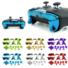 Full Set Buttons Mod Kit Replacement Parts for Xbox One Elite Controller