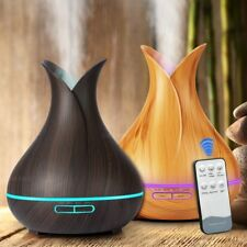 400ml Aroma Air Humidifier Essential Oil Diffuser  Aromatherapy Electric