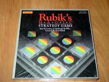 Rubik's Magic - From the makers of Rublik's Cube - Strategy Game - 1987 (SEALED)
