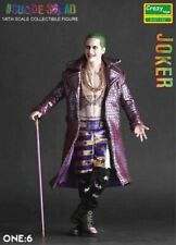 Crazy Toys Suicide Squad Joker Real Clothes 12'' PVC Action Figure New In Box