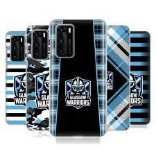 OFFICIAL GLASGOW WARRIORS 2019/20 LOGO BACK CASE FOR HUAWEI PHONES 1