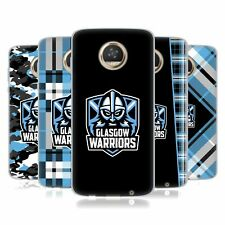 OFFICIAL GLASGOW WARRIORS 2019/20 LOGO GEL CASE FOR MOTOROLA PHONES