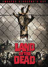George A. Romeros Land of the Dead (DVD, 2005, Unrated Directors Cut Widescreen)