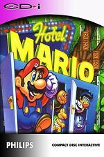 Hotel Mario Philips CD-I Box Art Poster Multiple Sizes 11x17-24x36