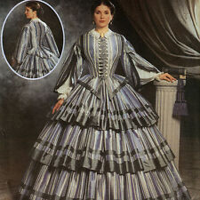 Simplicity 9761 Historical Civil War Day Dress Pattern