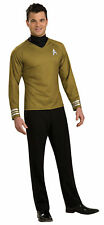 Star Trek Movie Captain Kirk Gold Deluxe Adult Costume