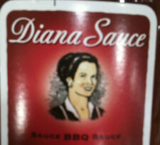 DIANA GOURMET BBQ SAUCE - 5 GREAT BBQ SAUCES - FACTORY SEALED - HUGE BOTTLE