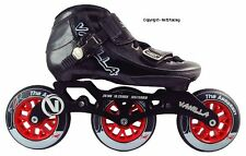 Vanilla Assassin Jr Inline Speed Skates Size 1 - 5