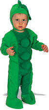 Pea in the Pod Food Cute Funny Dress Up Halloween Baby Infant Child Costume