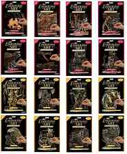 29 DESIGNS A4 GOLD & COPPER SCRAPER FOIL ENGRAVING ART KITS TOOL & INSTRUCTIONS