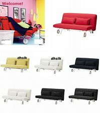 IKEA PS Sofa Bed Sofabed SLIPCOVER Cover VARIOUS COLORS and FABRICS