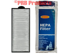 #3091 Bissell HEPA Upright Vacuum Cleaner Post Motor Filter 8 & 14 BS-2036608