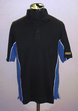 NEW HOLLAND A1056 AGRICULTURE ADULTS TRACK POLO SHIRT