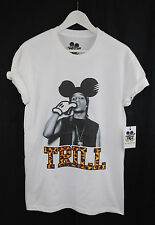 Actual Fact T-Shirt Asap Rocky Trill Mickey Mouse Hip Hop Supreme Tee Clothing
