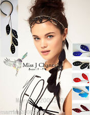 New Fashion Feather Hair Band / Head Band Hair Extension Accessories