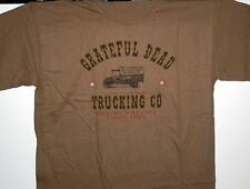 "GRATEFUL DEAD ""GD TRUCKING COMPANY"" VINTAGE STYLE T-SHIRT NEW"