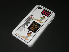 iphone 5 mobile phone hard case cover James Bond 007 Casino Royale