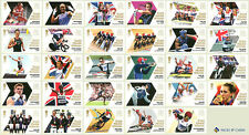 2012 Olympic Games Gold Medal Winners Single Mint 1st Class Stamps UM